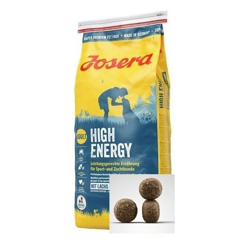 JOSERA HIGH ENERGY 15KG ADULT