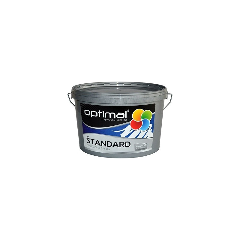 OPTIMAL ŠTANDARD BIELA 6 KG