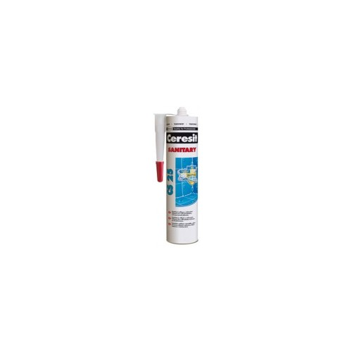 CERESIT CS25 SANITÁRNY SILIKÓN ANTRACIT 280 ML