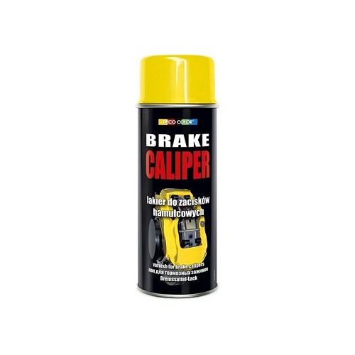 DECO COLOR BRAKE CALIPER 400 ML ŽLTÝ