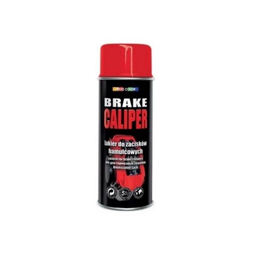 DECO COLOR BRAKE CALIPER 400 ML ČERVENÝ