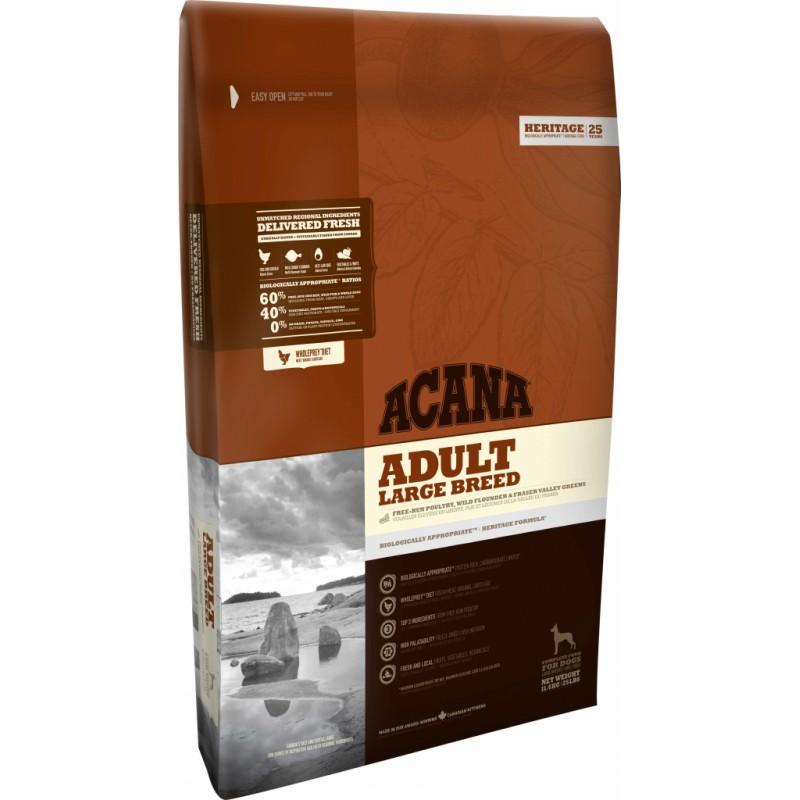 Acana Heritage Adult Large Breed 17 kg