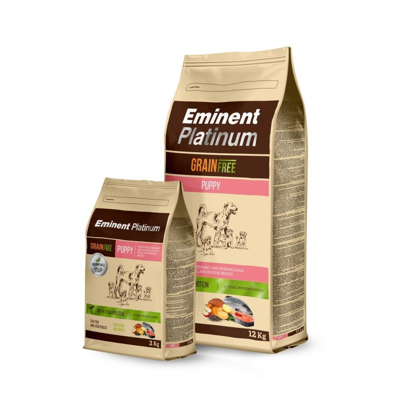 EMINENT PLATINUM PUPPY 33/17 - 12kg