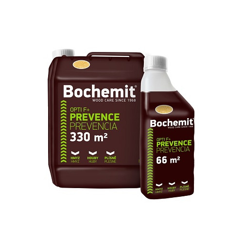 BOCHEMIT OPTIMAL F+ HNEDÝ 1 KG