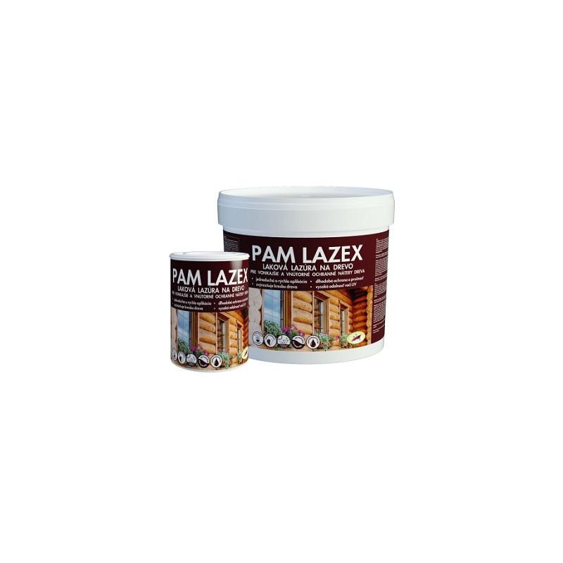 PAM LAZEX MAHAGÓN 0,7 L
