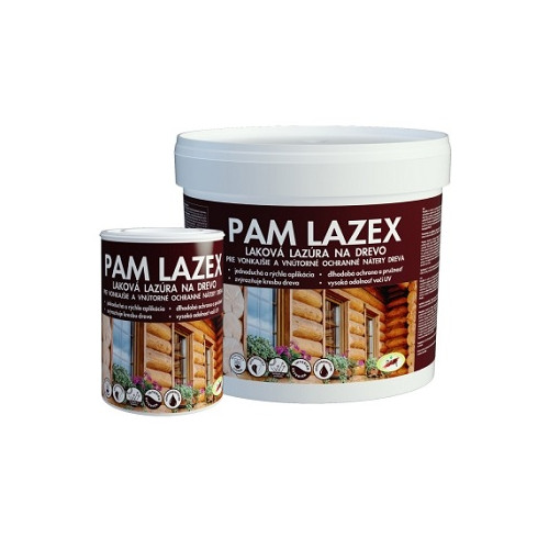 PAM LAZEX PALISANDER 3 L