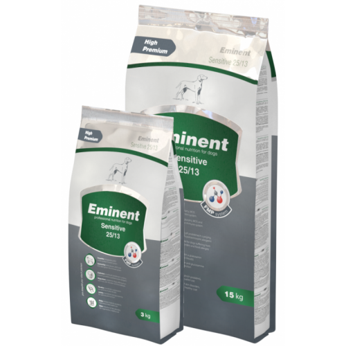 EMINENT SENSITIVE 25/13 - 15kg + 2kg
