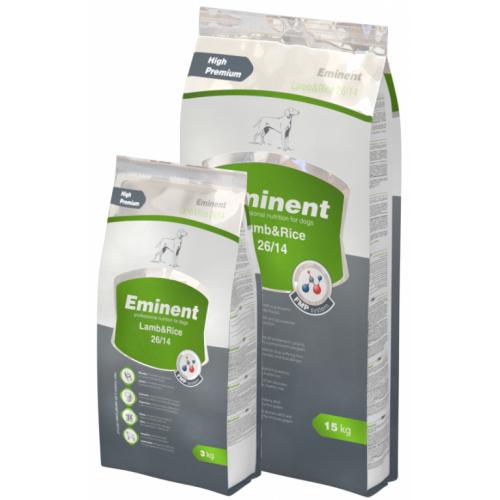 EMINENT LAMB & RICE 26/14  -  15kg + 2kg