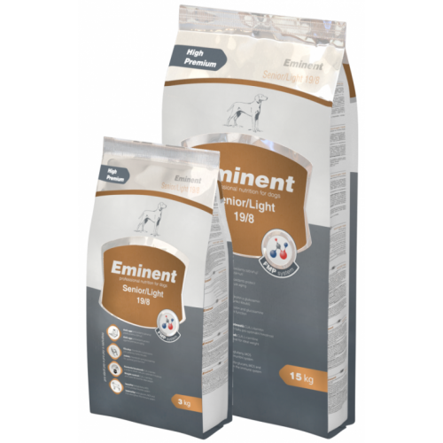 EMINENT SENIOR/LIGHT 19/8 - 15kg + 2kg