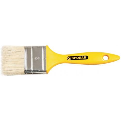 SPOKAR Štetec umelý žltý 81216 č. 4
