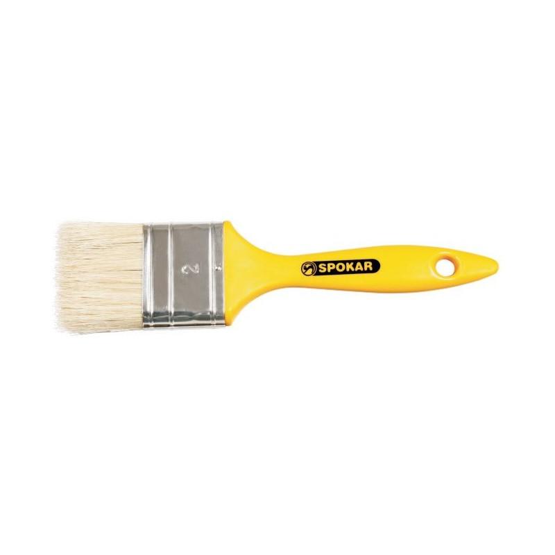 SPOKAR Štetec umelý žltý 81216 č. 1