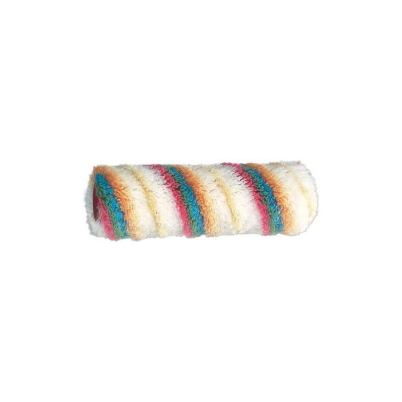 Valec Perlon 5-farebný 10cm