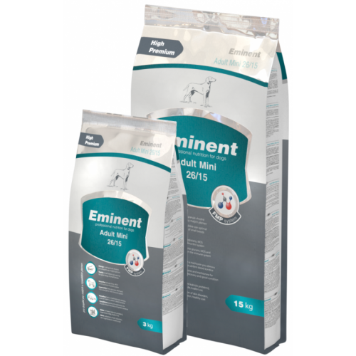 EMINENT ADULT MINI 26/15 - 15kg + 2kg