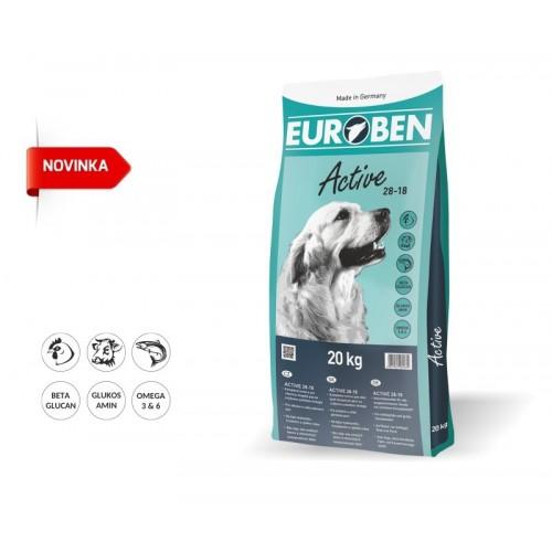 EUROBEN 28-18 ACTIVE 20 kg - DOPRAVA ZDARMA