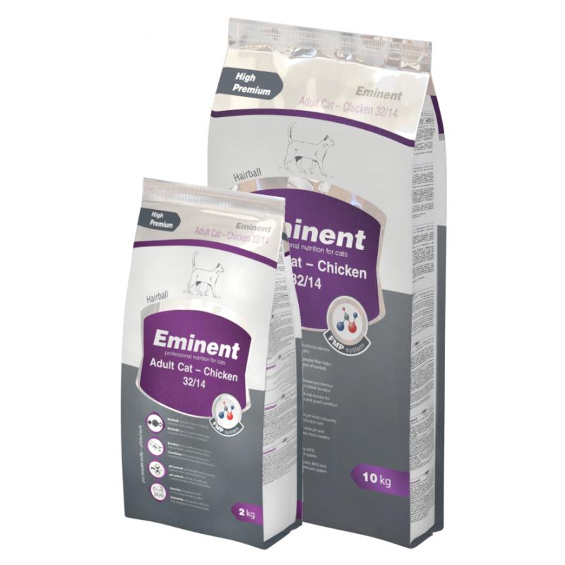 EMINENT ADULT CAT - CHICKEN 32/14 (kura) - 10kg + 1kg
