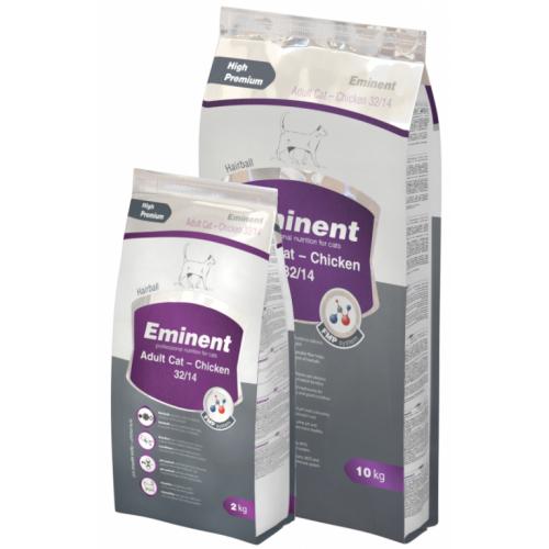 EMINENT ADULT CAT - CHICKEN 32/14 (kura) - 2 kg