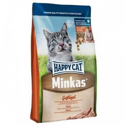 Happy Cat Minkas Geflügel ( hydina ) 10 kg