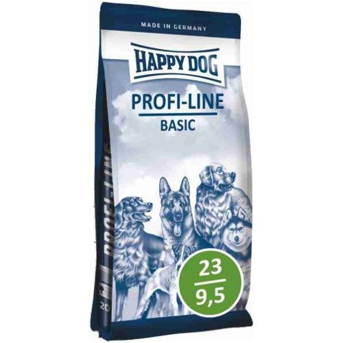 HAPPY DOG PROFI LINE 23-9,5 BASIC 20 kg - DOPRAVA ZDARMA