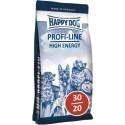HAPPY DOG PROFI LINE 30/20 HIGH ENERGY 20KG - DOPRAVA ZDARMA
